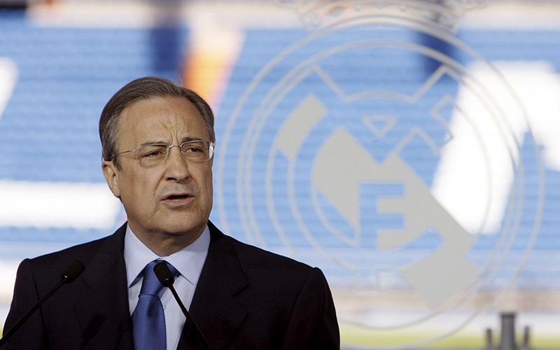 Coupe du monde des clubs Maroc 2014 : Florentino Pérez à la tête de la délégation du Real Madrid