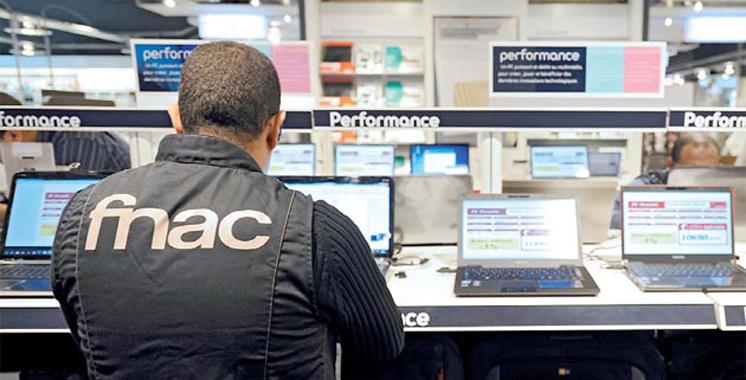 Chez la Fnac Morocco Mall : Troquez votre smartphone et tablette contre un bon d'achat Apple