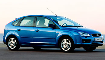 Automobile : Ford Focus II : bientôt 1 million d'unités vendues
