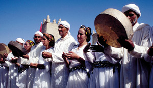 Huit cents artistes se produiront pendant neuf jours à Marrakech
