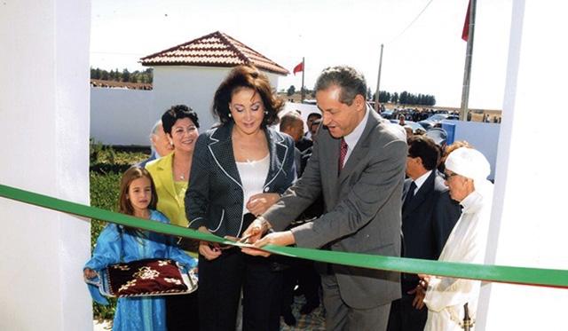 Imouzzer Marmoucha se dote d une nouvelle école «Medersat.com»