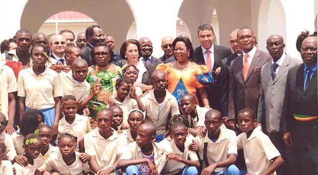 Fondation BMCE Bank : Medersat.com s installe au Congo