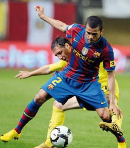 Le Barça veut absolument la Liga
