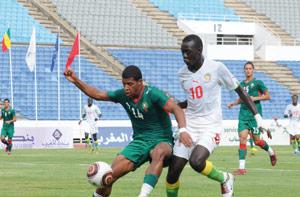 Les Lionceaux trébuchent face aux juniors sénégalais