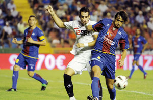 Championnat d'Espagne : Valence et Séville commencent bien