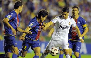 Championnat d'Espagne : le Real Madrid laisse la première place à Valence