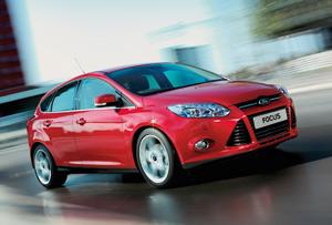 Nouveauté internationale : Ford Focus Une compacte intelligente