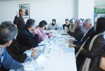Tanger-Asilah : Une formation au montage de projets dans le cadre de l INDH