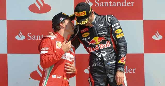 Formule 1 : Webber gagne, Alonso toujours en tête du championnat