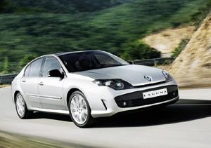 Renault Laguna : la même, en plus sexy