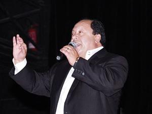 Fouad Zbadi au Festival international de chant à Tunis