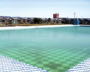 Foum El Oued, une plage en plein désert