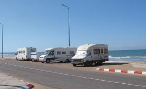 Laâyoune : le Pavillon Bleu hissé pour la 3ème fois sur Foum El Oued
