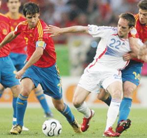 France-Espagne : la victoire de L'expérience