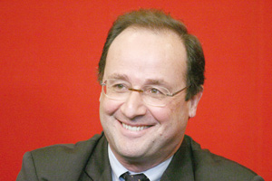 France : Hollande se voit en recours des socialistes