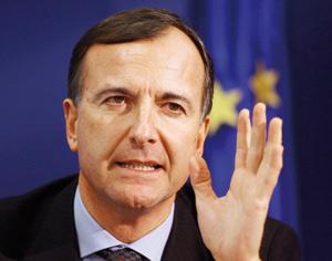 Frattini plaide pour la coopération entre l'Europe et le Maghreb