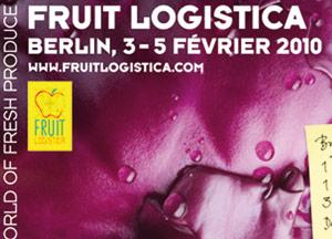Téléx : le Maroc au Salon «Fruit Logistica» Le Maroc sera largem