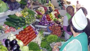 Beni Mellal : Flambée des prix des légumes et des fruits