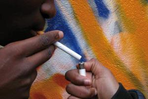 Les jeunes de 13 à 15 ans sont les plus menacés par le tabagisme