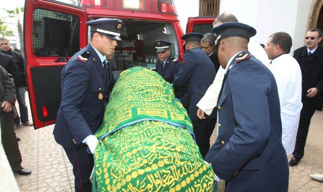S.M adresse un message de condoléances à la famille de feu Hassan Amrani