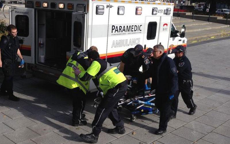 Canada: fusillade au Parlement d'Ottawa