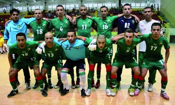 Coupe du Monde de futsal : Le Maroc et l Espagne dans le même groupe