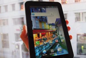 Tablette tactile : la Galaxy Tab représente un «enjeu majeur» pour Samsung