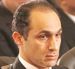 Égypte : Gamal Moubarak se refuse à révéler ses intentions pour la présidence