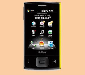 Garmin lance son propre smartphone Nüvifone orienté GPS