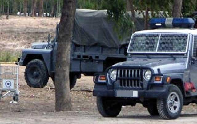 Arrestation des auteurs d'un vol commis au préjudice d'une femme de nationalité étrangère