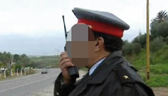 Des gendarmes contraints à faire usage  de leur arme  à feu face  à un dealer