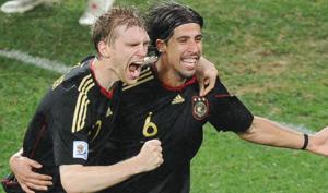 L'Allemagne termine sur le podium, l'Uruguay se contente de la 4e place
