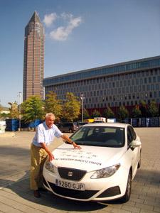 Seat Ibiza 1.4 TDI : Douze pays et 1.910 km avec un seul plein