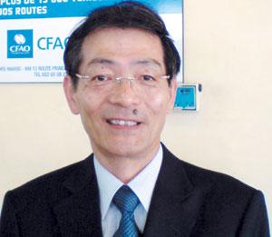 Goro Shintani : «Isuzu va consolider son leadership»