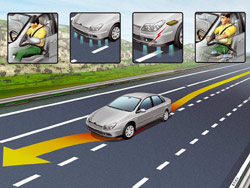 Automobile : Citroën, primé pour ses innovations sécuritaires