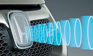 Honda va «démocratiser» le freinage automatique