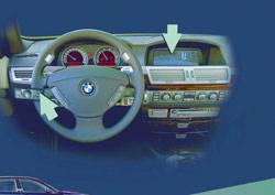 Automobile : BMW veut généraliser le système Night Vision