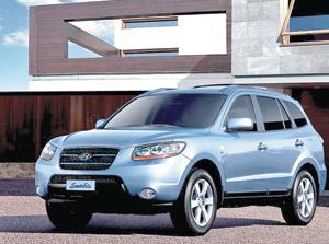 Automobile : Le Santa Fe obtient 5 étoiles aux crash-tests