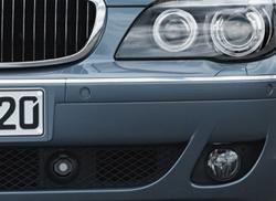 BMW : à fond la visibilité nocturne
