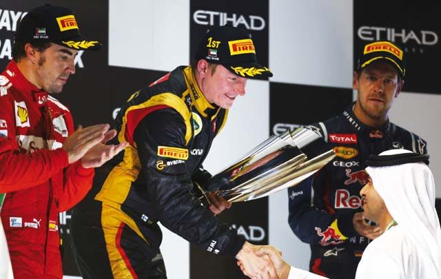 Formule 1 : Vettel ou Alonso ?