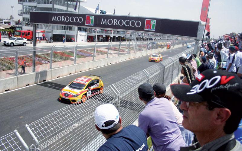 Marrakech Grand Prix 2014 : Grosses mécaniques et grosses pointures !