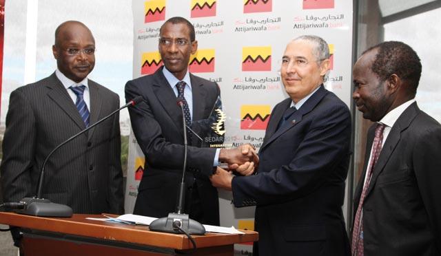 Le Trophée Sedar 2012 revient à Mohamed  El Kettani