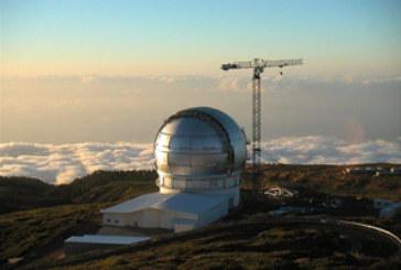 Le plus grand télescope du monde est arrivé