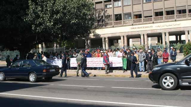 Les grèves risquent de reprendre dans les collectivités locales : L UNTM vers un clash avec l intérieur