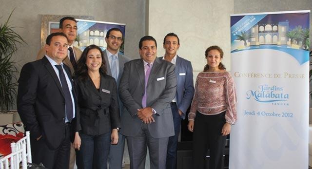 Le Groupe Palmeraie développement prospecte à Tanger : Sur les traces des «Jardins de Malabata»