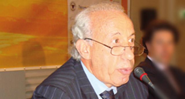Abdelghani El Guermai : «L industrie du médicament  s enfonce dans la crise»