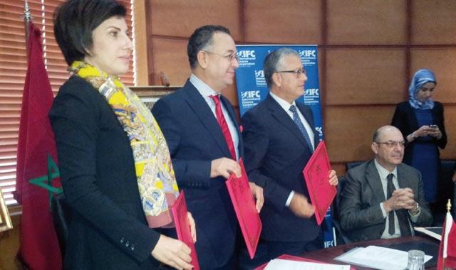 Employabilité des jeunes au Maroc: La mission commune de Haddad et Cobein
