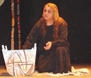 Hadjria Amara : «La pièce reflète des mutations qui accompagnent l'évolution d'une société»