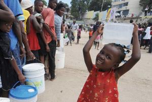 Haïti : dix ressortissants américains soupçonnés de trafic d'enfants