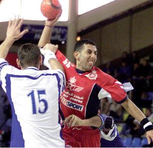 Championnat d'Afrique des nations de handball : Une bonne entame pour l'équipe nationale